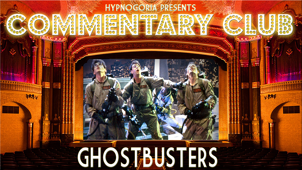 Commentary Club 48 - Ghostbusters