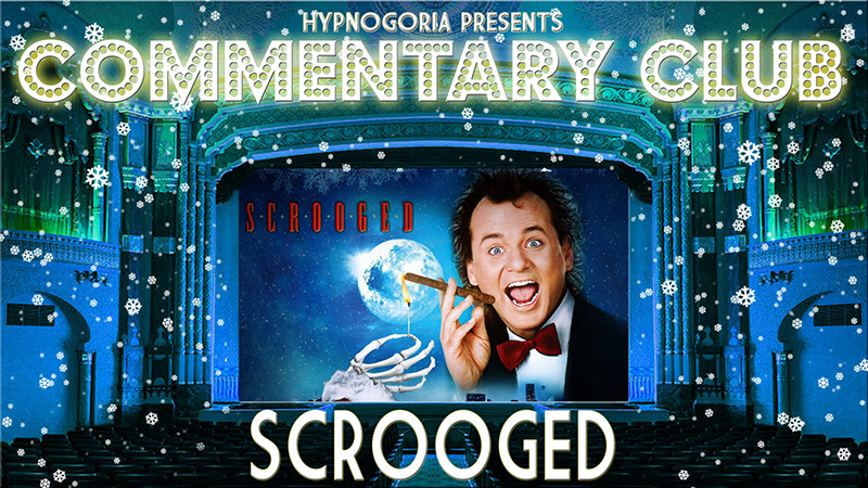 COMMENTARY CLUB CHRISTMAS SPECIAL 2020 - Scrooged
