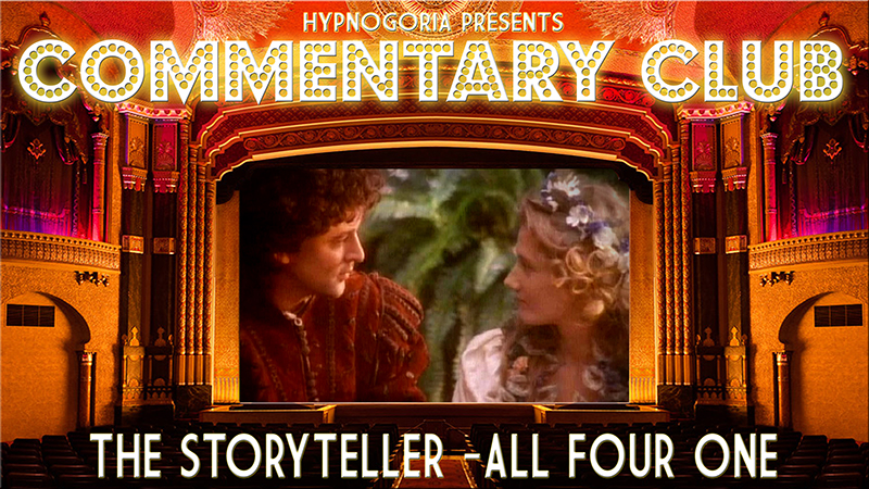 Commentary Club Minisode 10 - The Storyteller: All Four One