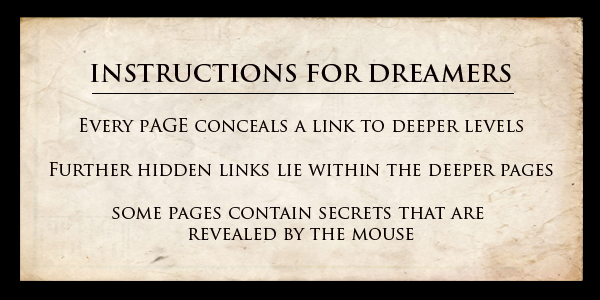 Instructions For Dreamers