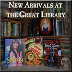 New Arrivals in the Great Library of Dreams