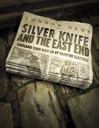 Silver Knife headlines