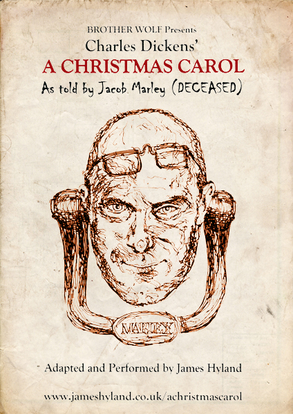 Charles Dickens' Christmas Carol As Told By Jacob Marley (Deceased)