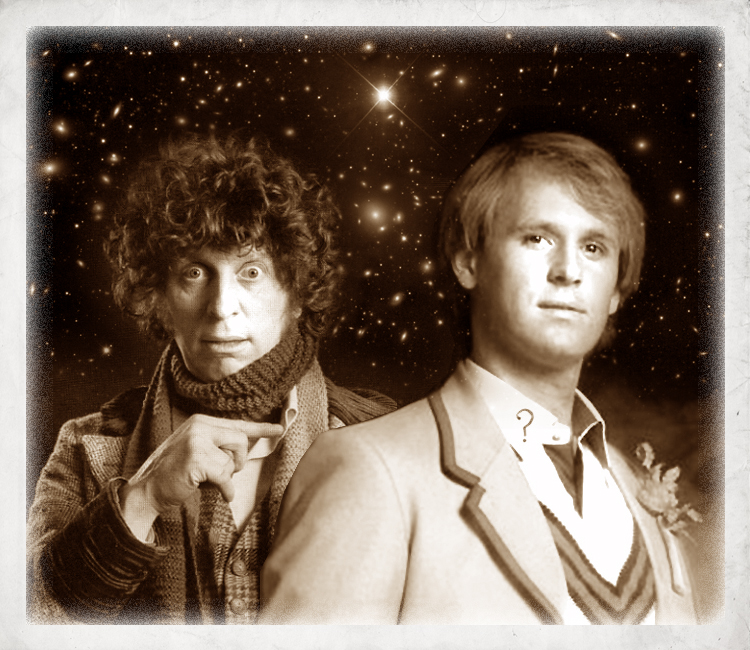 Fourth & Fifth Doctors