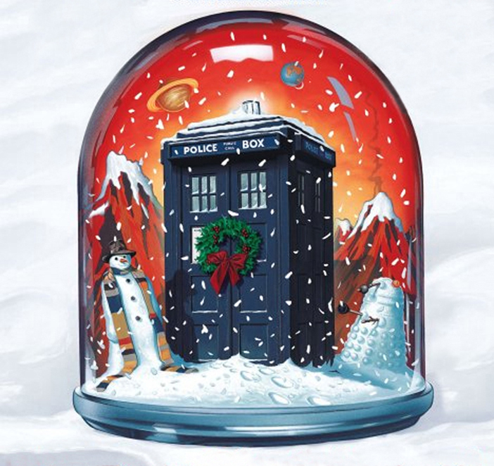 Christmases in the TARDIS