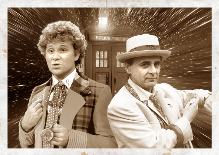 Sixth & Seventh Doctors