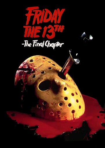 Friday 13th - The Final Chapter