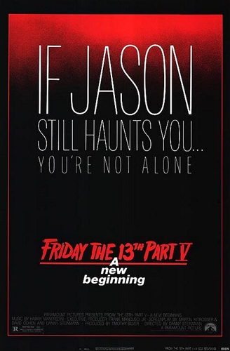 Friday 13th Part 5 - A New Beginning