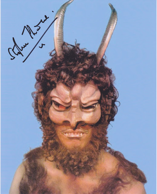 Azal from Doctor Who and the Daemons