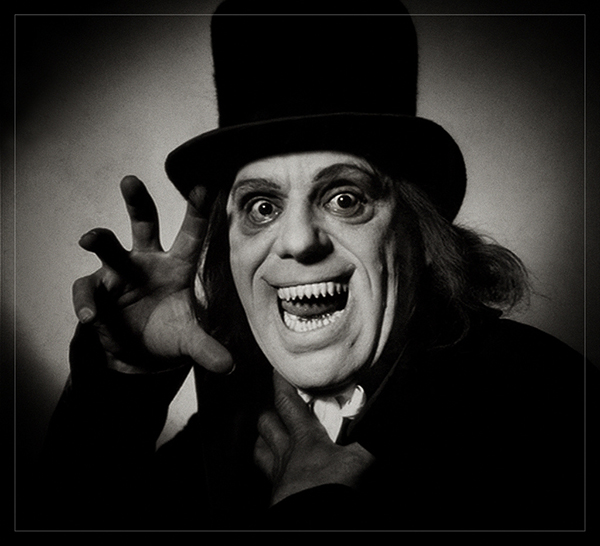 Lon Chnaey Snr. in London After Midnight