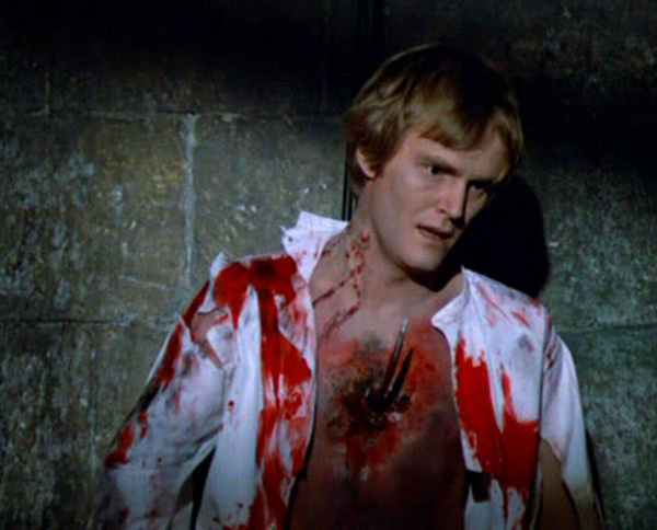 Christopher Matthews in Scars of Dracula