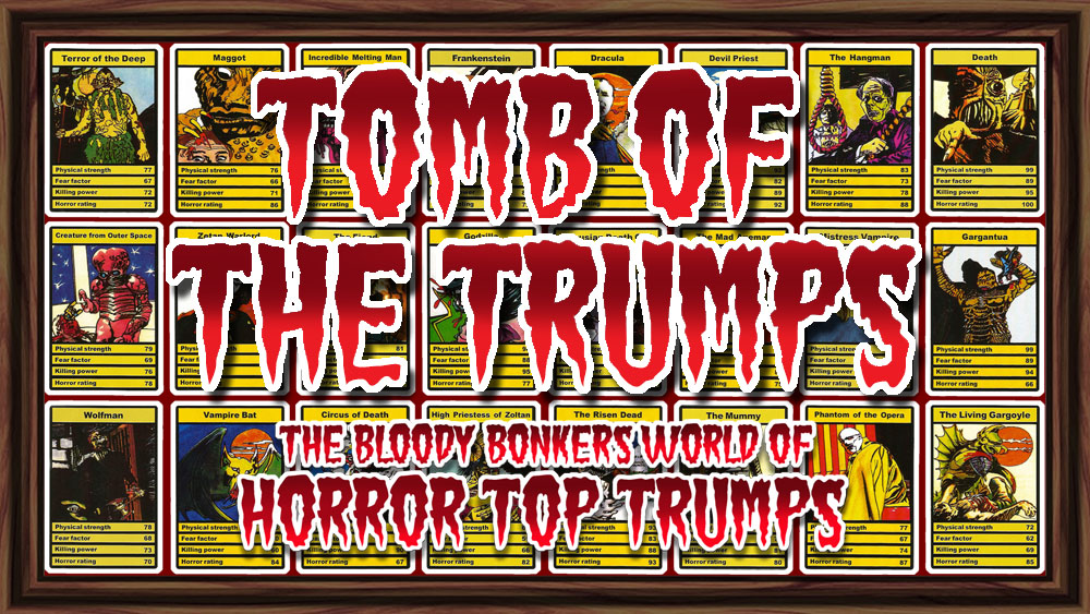 Tomb of the Trumps logo